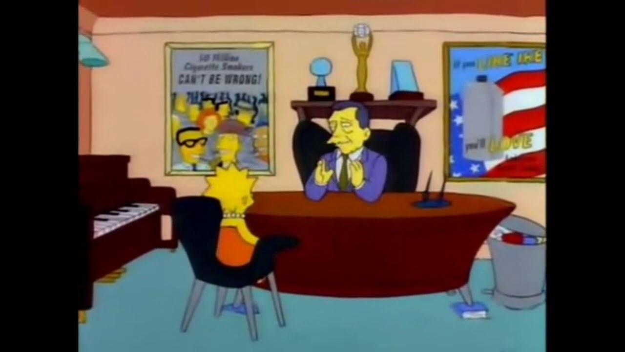 """Los Simpson - """"No vean a los monstruos"""""""