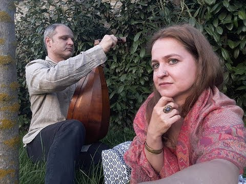 The Gold Prayer - Hungarian Folk Song by Kati Burns and Gergely Kiss