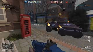 Dirty Bomb 50 kills   fragger and sawbonez gameplay