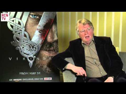 Vikings Michael Hirst Interview