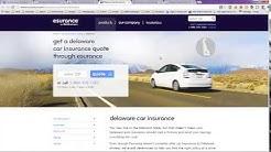 Car Insurance Compare Quotes in Delaware, DE