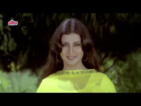 Mahiya Mera Man Le Liya - Poonam Dhillon, Raj Babbar | Asha Bhosle Songs | Poonam