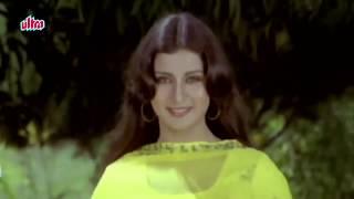 Mahiya Mera Man Le Liya - Poonam Dhillon, Raj Babbar   Asha Bhosle Songs   Poonam