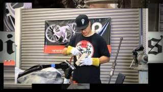 rake a motorcycle neck modify rake trail on harley baggers