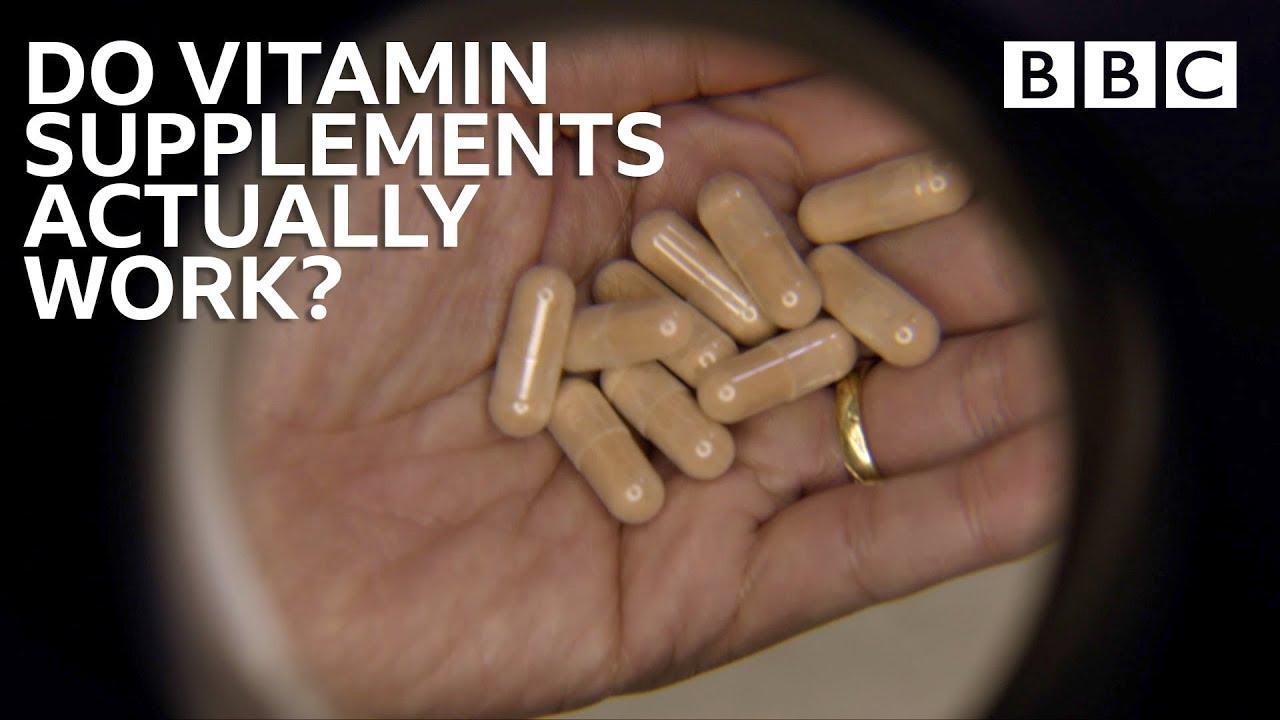 Vitamin Pills: Miracle or Myth? - BBC