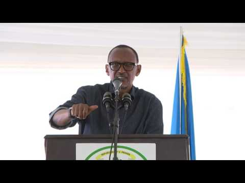 President Kagame visits Special Economic Zone | Gasabo, 7 February 2017