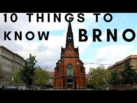 10 things to know about Brno | Brno Expat Guide Ep.1