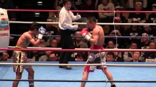 大竹秀典 プロボクサー 世界前哨戦|2016/3/16