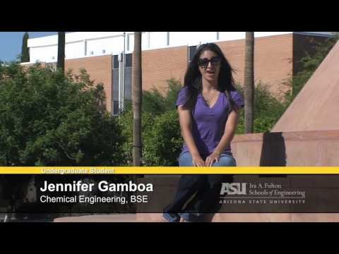 My Sun Devil Engineering Story - Jennifer
