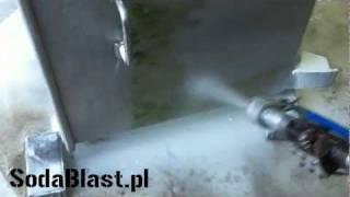 Przemysł spożywczy czyszczenie naczyń pojemników SodaBlast.pl