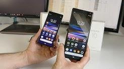 Sony Xperia 10 / Sony Xperia 10 Plus | Test und Vergleich (deutsch)