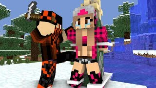 cute girl life 2 - ZooZoo  minecraft animations