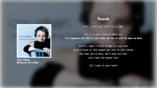 Watch Clay Aiken Touch video
