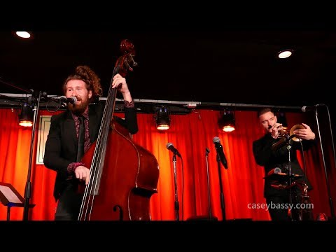 "Casey Abrams ""Why Don't You Do Right"", ""Jazz"" CD Release Show"