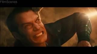 Смерть Супермена | Бэтмен против Супермена : На заре Справедливости (2016)