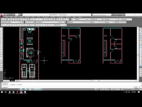 Tutorial Sketchup - Import Drawing From AutoCAD