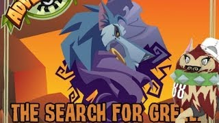 Animal Jam: The Search For Greely