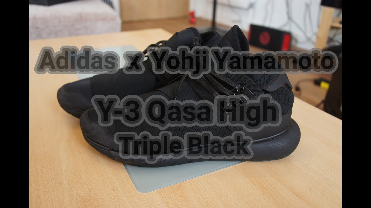 Yohji Yamamoto x Adidas  79d56ca7e1f5