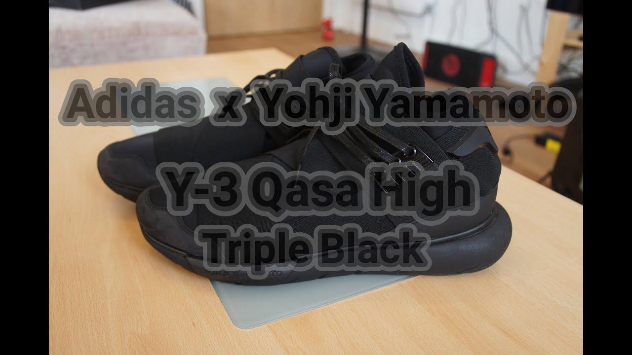 47a052e8c212 Yohji Yamamoto x Adidas