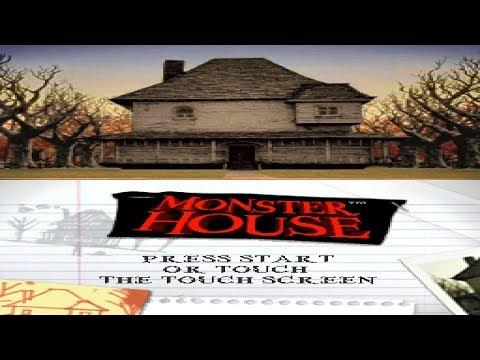 Nintendo DS Longplay [009] Monster House