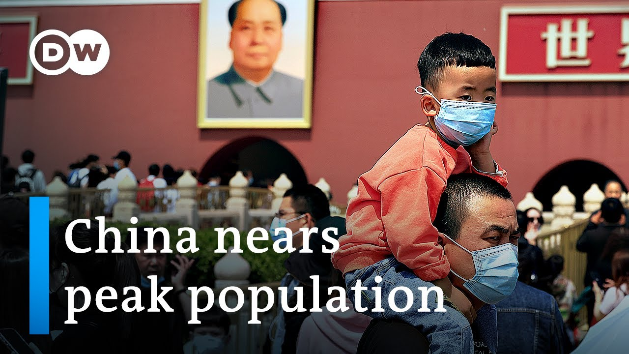 China announces 3-child policy to counter aging population   DW News
