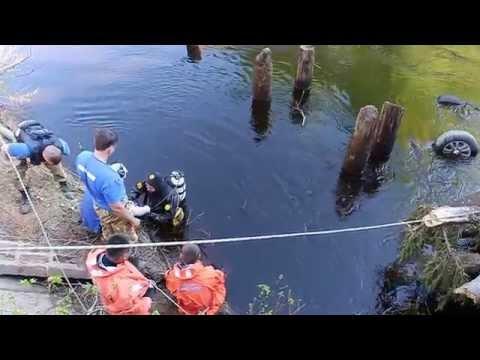 ДТП в Сыктывдинском районе: из реки извлекли еще одно тело