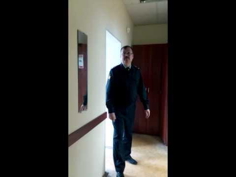 УФССП РФ по Новгородской области - гостепреимтво начальника отдела Игнатьева Виктора Васильевича