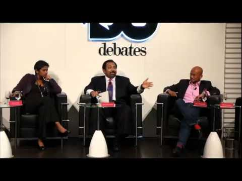 Vijay V. Vaitheeswaran at the Ogilvy DO Debates June 2012 ...
