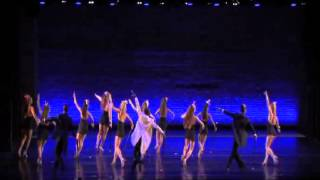 Joffrey Ballet School NYC Jazz & Contemporary Summer Intensive Performance 2013 -