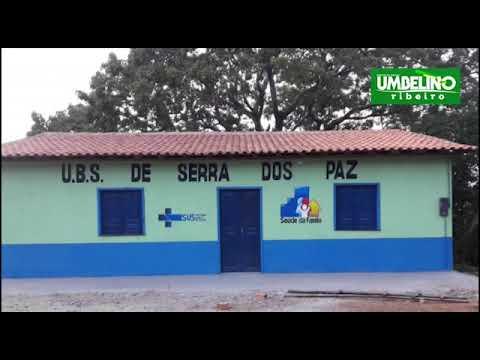 Unidades de Saúde de Turiaçu são reformadas durante a gestão do prefeito Umbelino Ribeiro