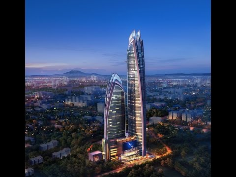 Nairobi's Changing Skyline: Africa's Tallest Building to be Built in Upperhill
