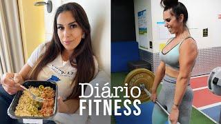 Diário Fitness #8 | O SEGREDO PARA EMAGRECER 8kg em 8 semanas