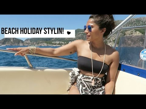 Beach Holiday Stylin!