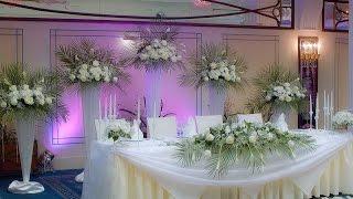 Оформление живыми цветами в Алматы