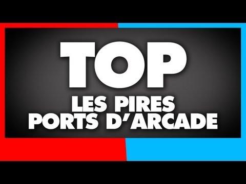 Top 5 - Les pires ports d'arcade