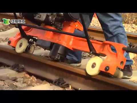 NGM-4.4 rail profile grinder