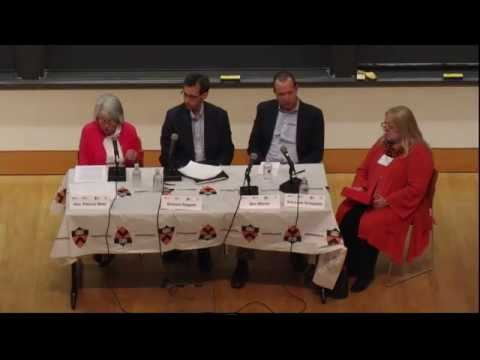 Now That We Know: Law, Technology, Journalism, and Policy after Snowden - Panel 2