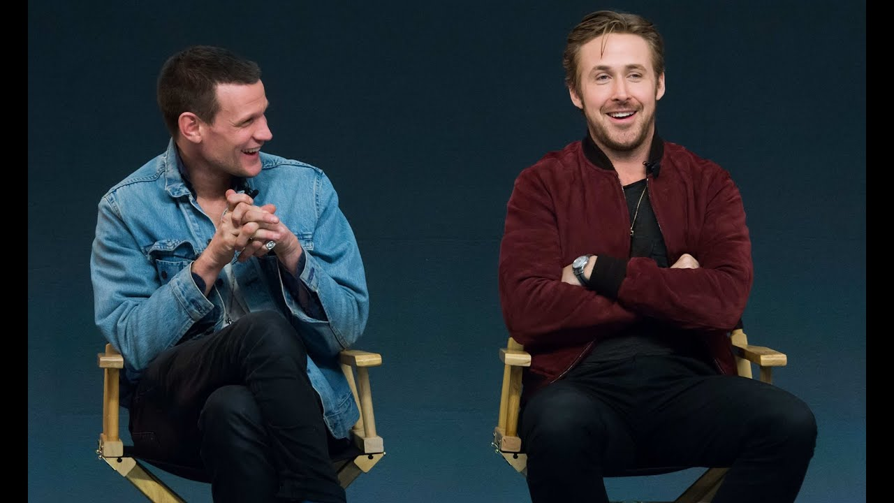 Ryan Gosling and Matt Smith: Lost River Interview - YouTube