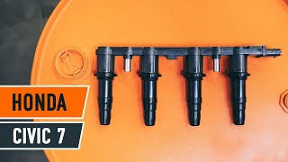 Ignition Coil replacement - tips for HONDA
