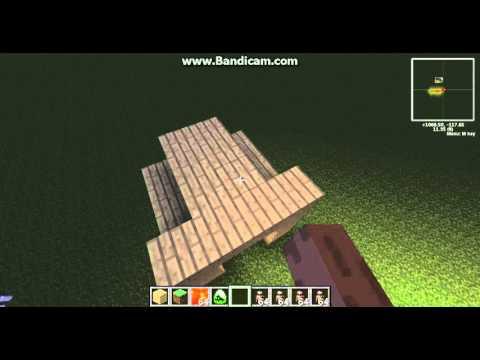 minecraft 1.4.7 skv v.2  สอนการฟักไข่ไดโนเสาร์ #1