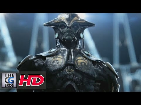 "CGI VFX Short Spot HD: ""The Match: Part 1"" - by Psyop"