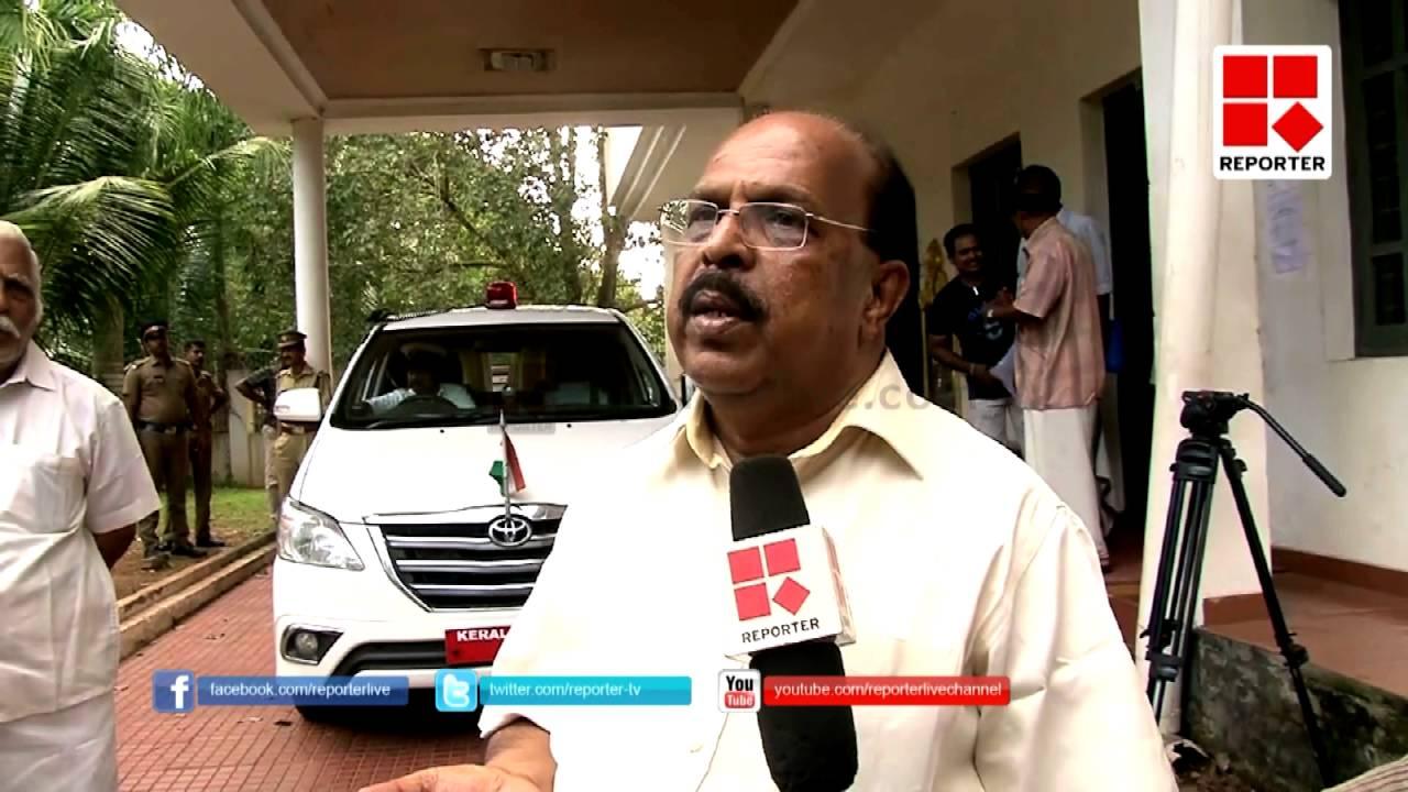 G. Sudhakaran's Controversial Statement on Religious activities at Govt. programs
