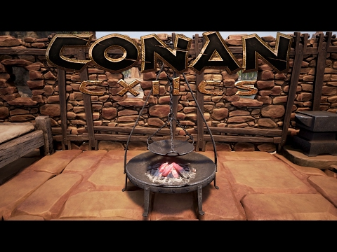 Conan Exiles – How to Make Steel
