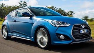 2015 Hyundai Veloster SR Turbo Review Rendered Price Specs Release Date смотреть