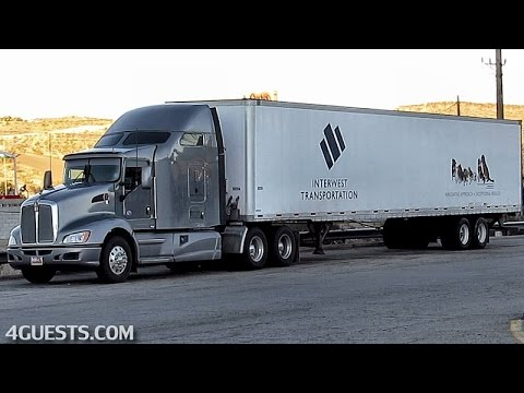 INTERWEST TRANSPORTATION TRUCKING ~ SALT LAKE CITY UT