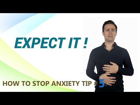 How to Transform Anxiety? Expect and Accept it