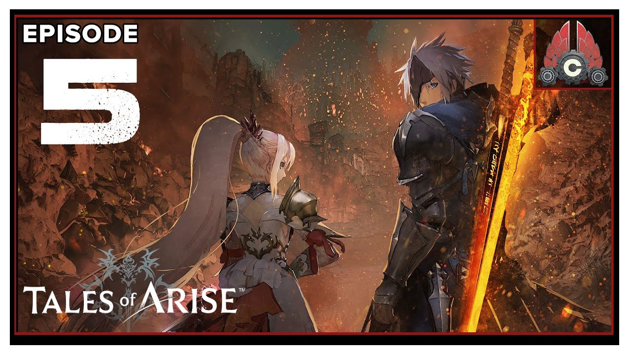 CohhCarnage Plays Tales Of Arise (Sponsored By Bandai Namco) - Episode 5