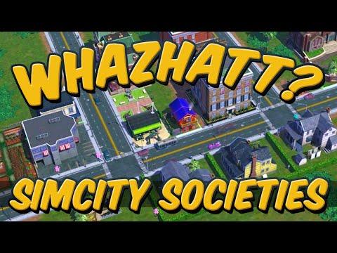 Whazhatt? - SimCity Societies
