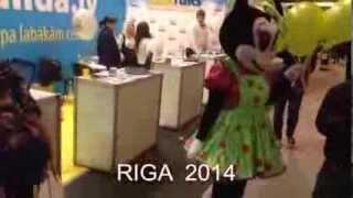 BALTTOUR 2014. Международная выставка туризма! Strendzers(Strendžers Ltd. Латвия, РИГА, ул. МЕРКЕЛЯ 3. WWW.STREND.LV Skype STRENDZERS Тел.: +371/ -29240035; -29296648. ВИД НА ЖИТЕЛЬСТВО В ..., 2014-02-07T22:01:45.000Z)