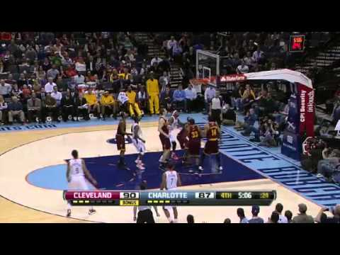 Cavaliers vs. Bobcats | Game Recap  | NBA 2012-13 Season 4/1/2013